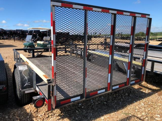 2019 Other J AND W Utility Trailer