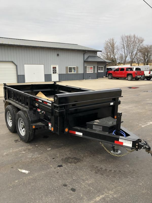 2020 Load Trail 2020 72X10 LOAD TRAIL DUMP Dump Trailer