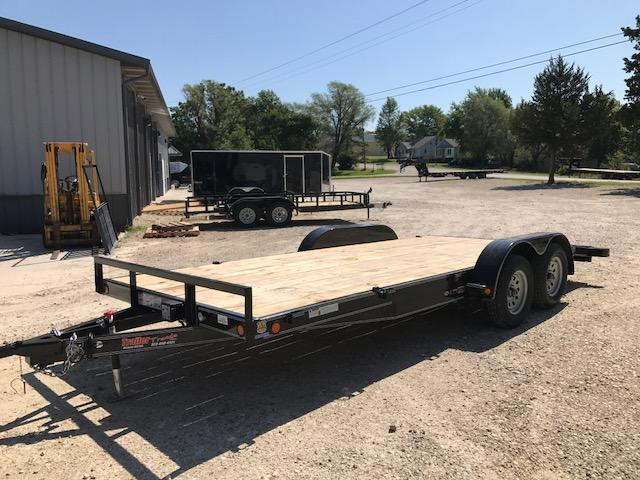 2017 Load Trail CH8318 Flatbed Trailer 7K 2