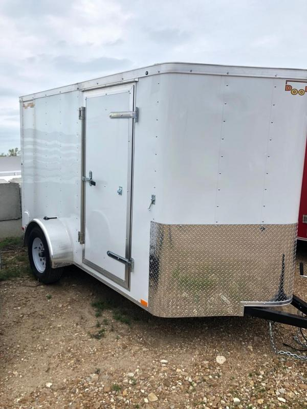 2019 Doolittle Trailer Mfg 6X10 Enclosed Cargo Trailer