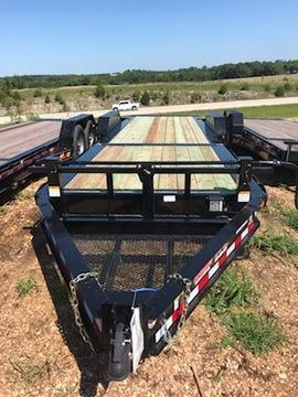 2019 Load Trail 83X24 TILT Flatbed Trailer