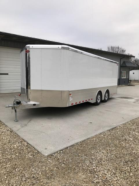 2017 Sundowner Trailers A1558 Enclosed Cargo Trailer 8.5