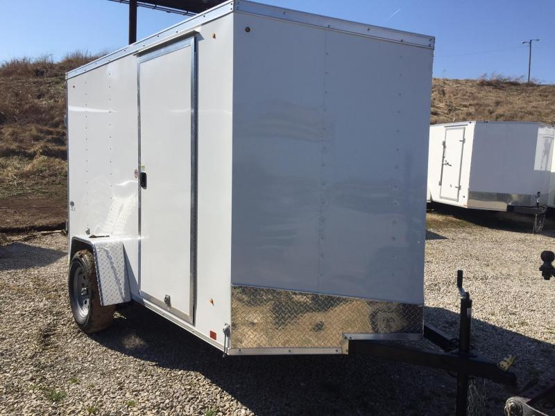 2018 Look Trailers ST DLX 6X10 Enclosed Cargo Trailer