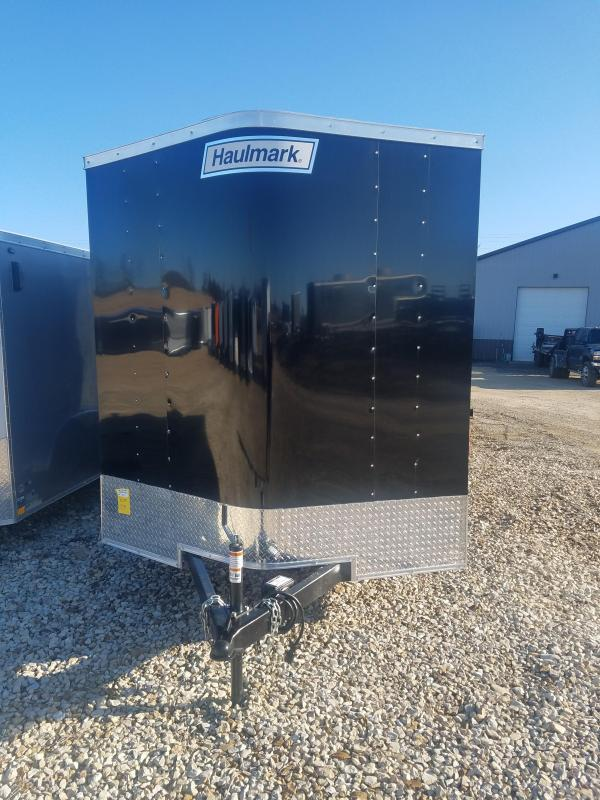 2020 Haulmark 7X16 HAULMARK PASSPORT CARGO 7' HEIGHT Enclosed Cargo Trailer