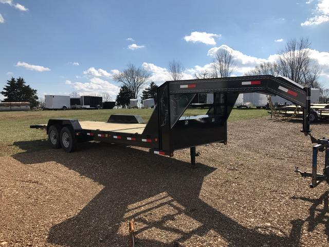 2017 Load Trail 30722 Equipment Trailer 81.5 X 22 TILT GRAVITY GOOSENECK