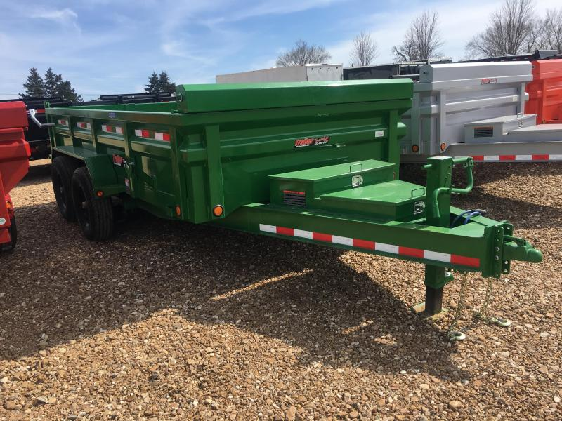 LOAD TRAIL LOW PRO DUMP TRAILER