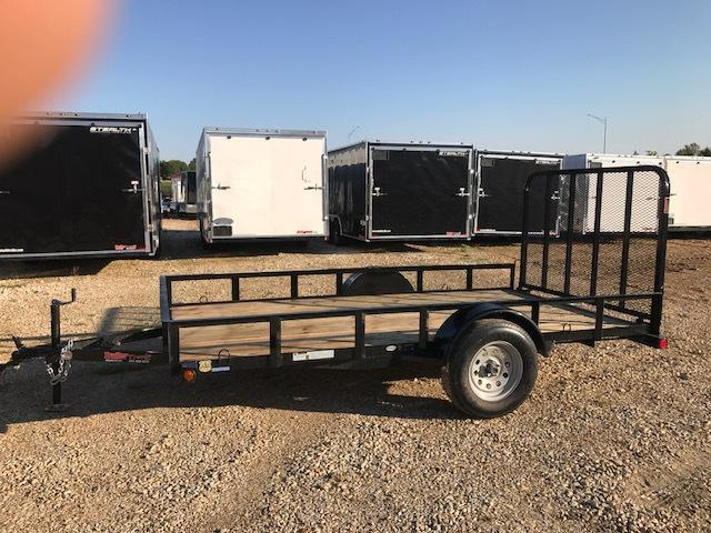 2017 Load Trail 77X12 SE Utility Trailer SINGLE AXLE
