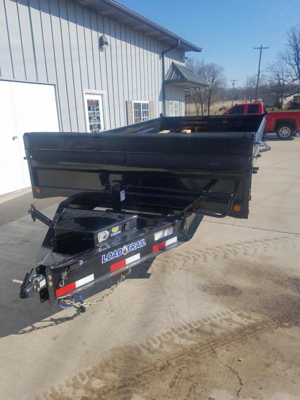 2020 Load Trail 96X16 LOAD TRAIL Dump Trailer