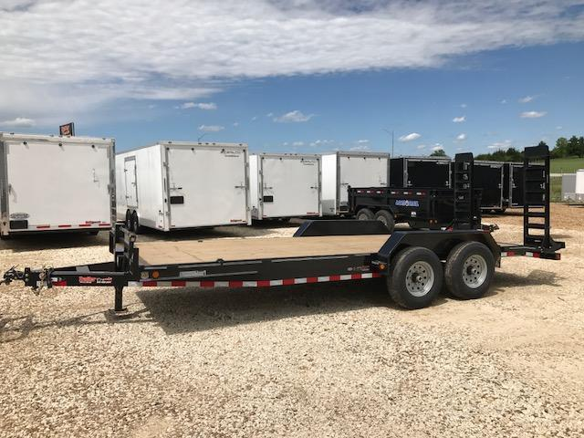 "2017 Load Trail 34927 Flatbed Trailer 83"" X 20"