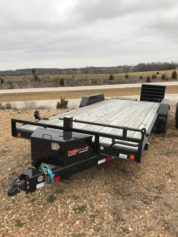 "2017 Load Trail CH8322 Flatbed Trailer 83"" X 22"
