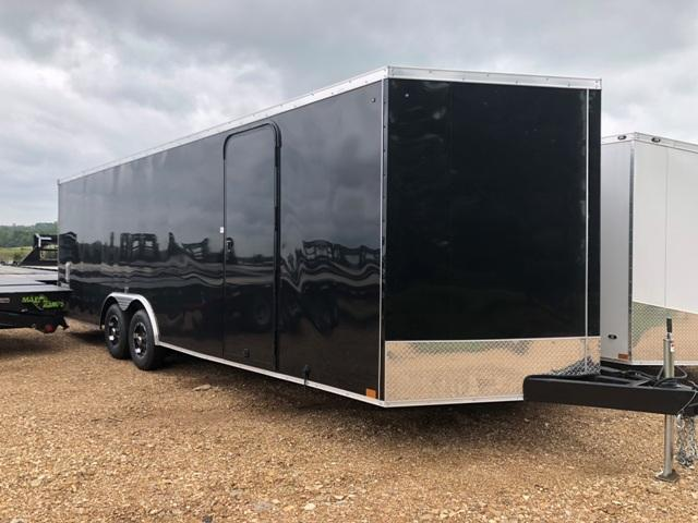 2019 Impact Trailers 8.5x24 Enclosed Cargo Trailer