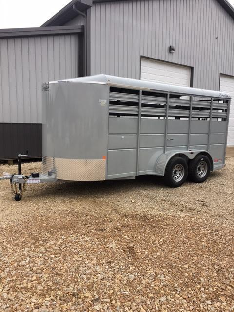 2017 Delta Manufacturing 41278 Livestock Trailer 6