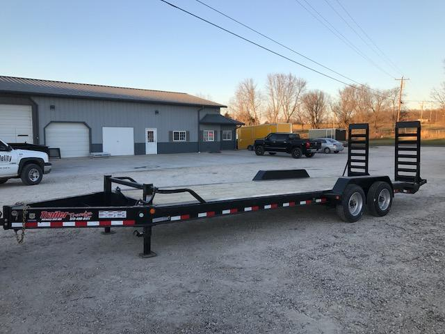 2018 Load Trail 82x24 20k CH Equipment Trailer