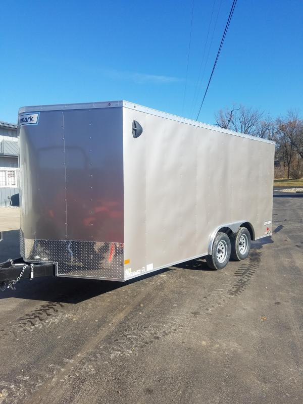 2020 Haulmark 8.5X16 HAULMARK PASSPORT CARGO Enclosed Cargo Trailer