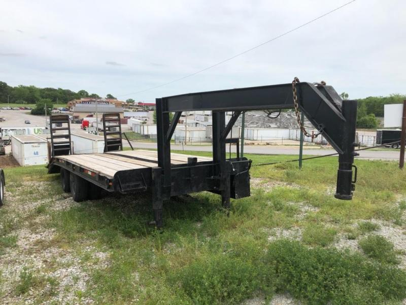 1979 Other 20 FT GOOSENECK DECKOVER Equipment Trailer
