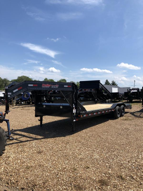 2019 Load Trail 102X26 LOADTRAIL GOOSENECK CARHAULER 14K GVW Car / Racing Trailer
