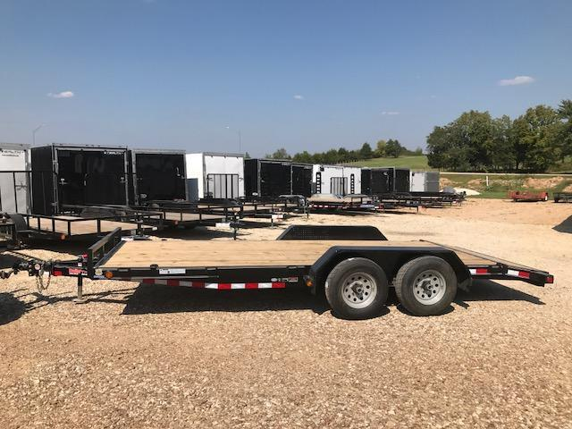 2018 Load Trail 83X18 CH 10K Car / Racing Trailer