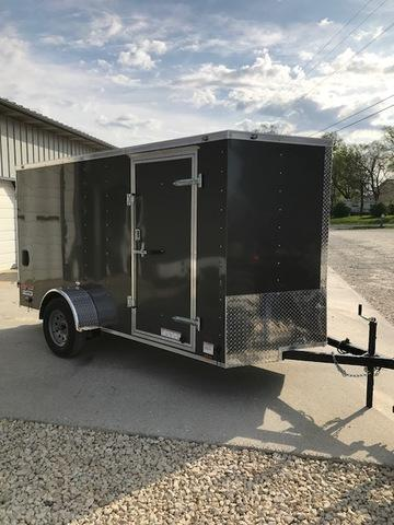 2018 Continental Cargo 85424 Enclosed Cargo Trailer 6