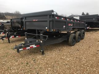 2019 Load Trail 83x16 Dump Trailer