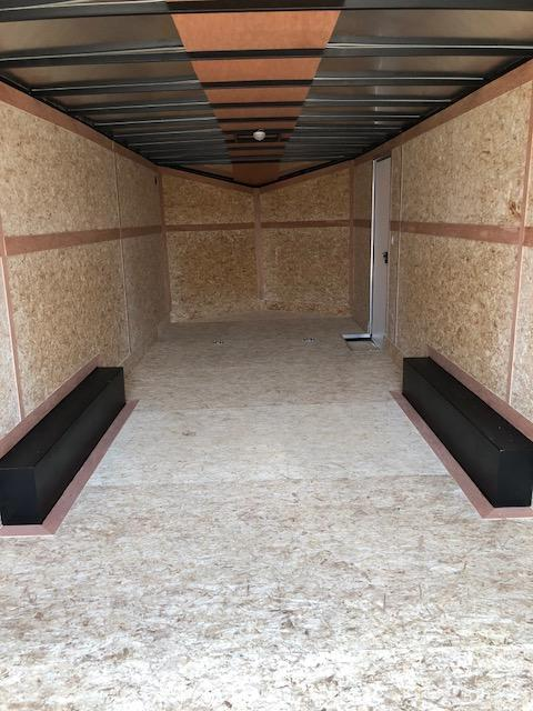 2018 Stealth Trailers 8.5X24 TITAN SE 10K Enclosed Cargo Trailer