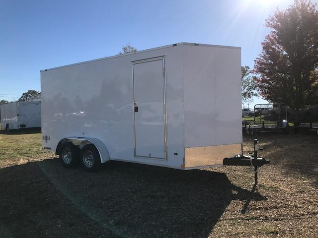 2018 Stealth Trailers 7X16 MUSTANG Enclosed Cargo Trailer