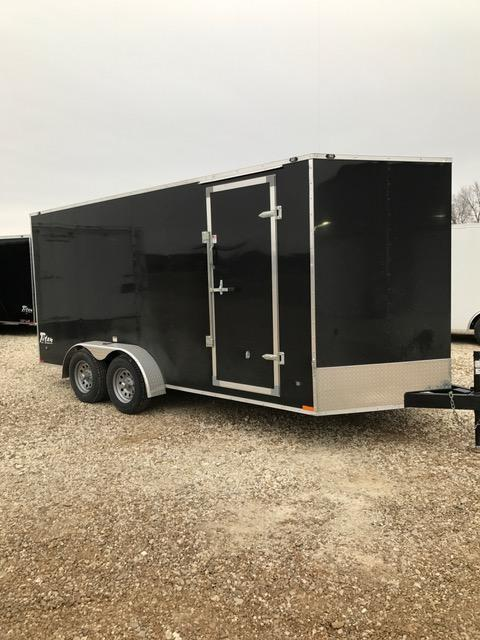 2017 Stealth Trailers 57993 Enclosed Cargo Trailer 7