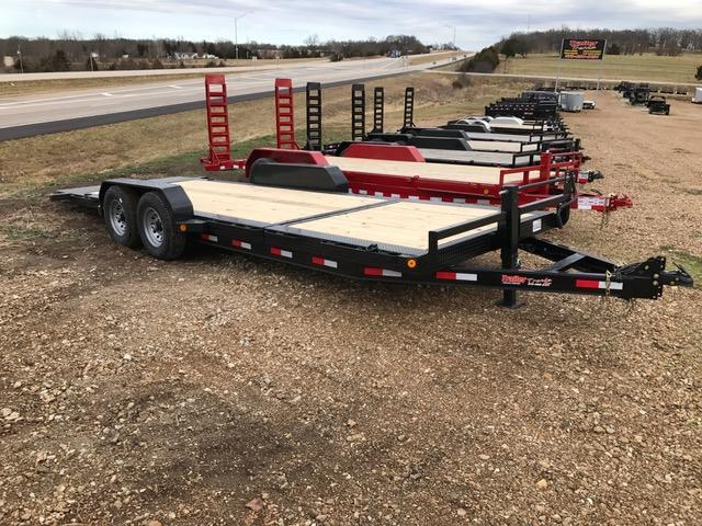 "2017 Norstar 08014 Equipment Trailer 83"" X 23"