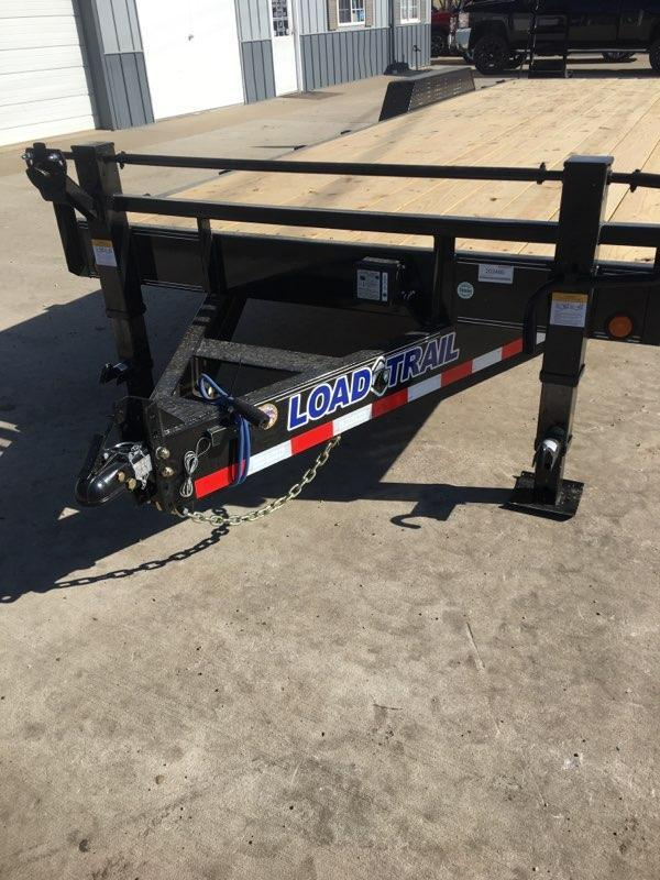 2020 Load Trail 83X24 LOAD TRAIL Flatbed Trailer