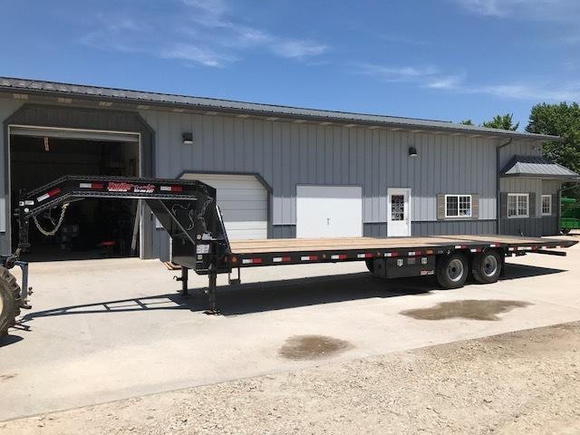 "2017 Load Trail GL0230102_1218 Equipment Trailer 102"" X 30"