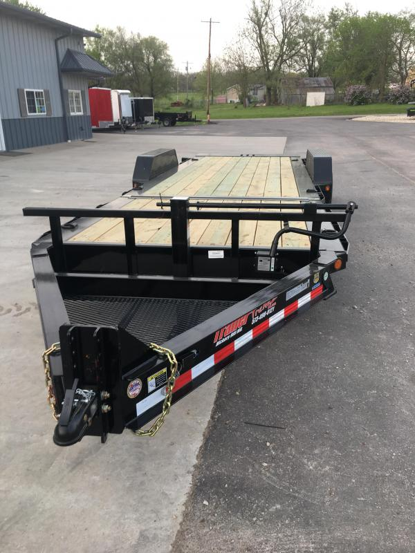 2019 Load Trail 83X22 TILT Trailer