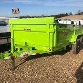 2017 Load Trail 83x14 Dump Trailer