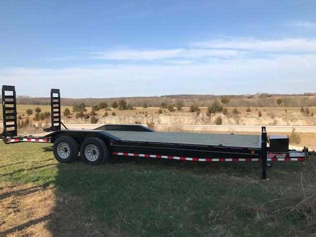 2018 Load Trail 102X24 14K Equipment Trailer