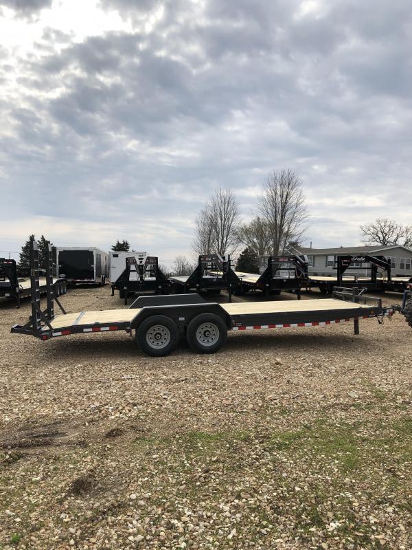 2019 Load Trail 83X22 Flatbed Trailer