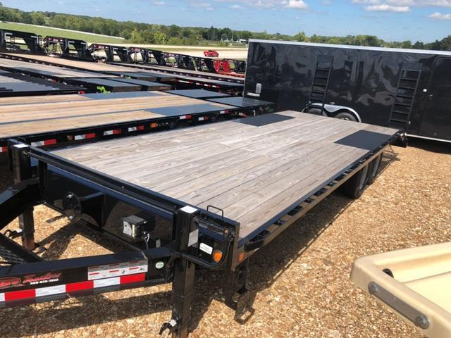2017 Load Trail 102x24 Deck Over