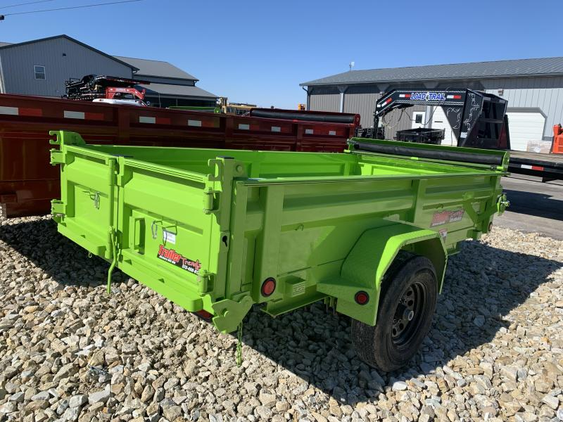 "2019 Load Trail 60"" X 10' Single Axle Dump Dump Trailer"