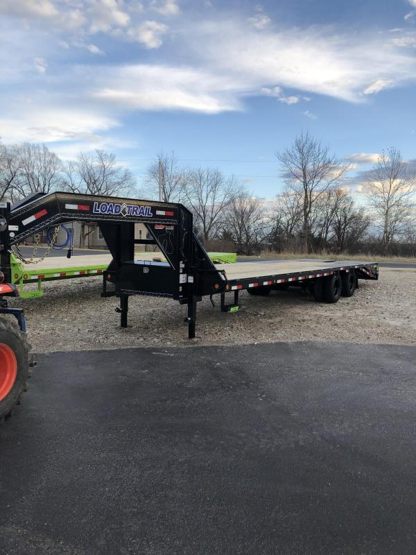 2020 Load Trail 102X30 LOAD TRAIL LOW PRO GOOSENECK Equipment Trailer