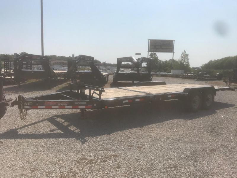 2018 Load Trail  16K TILT N GO EQUIPMENT SALE