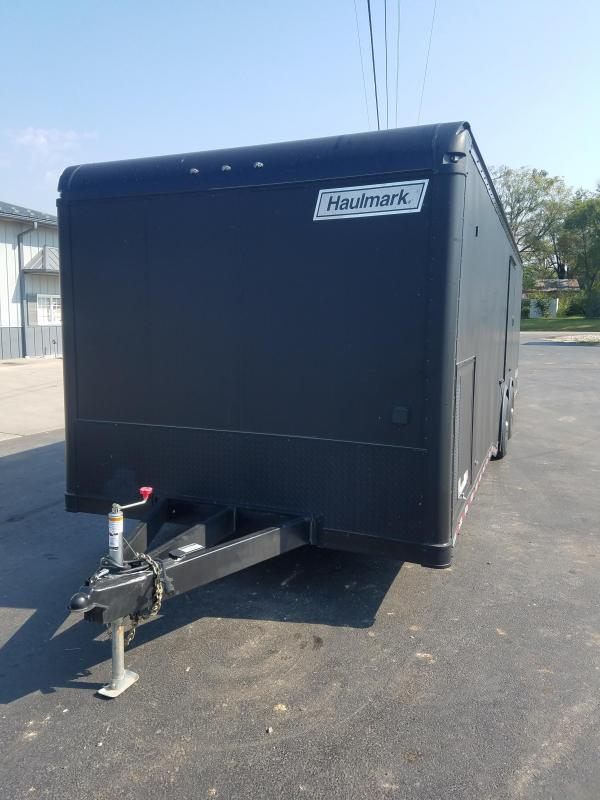 2020 Haulmark 8.5X28 HAULMARK EDGE Enclosed Cargo Trailer