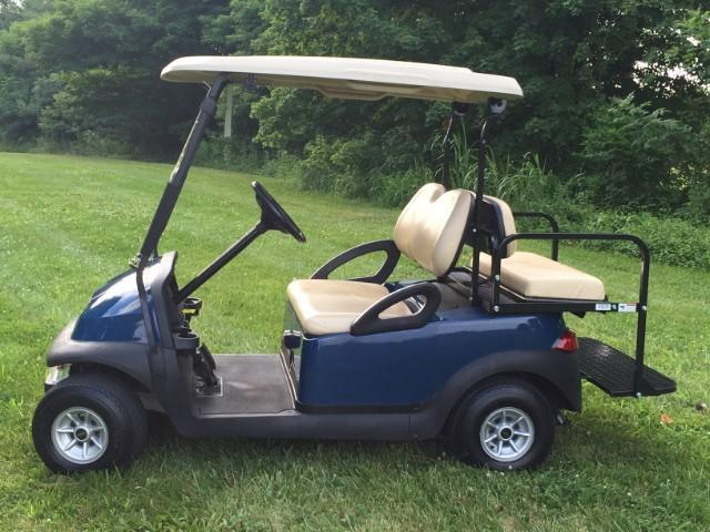 2011 Club Car Precedent i2 Excel 48V Electric Golf Cart - Like NEW
