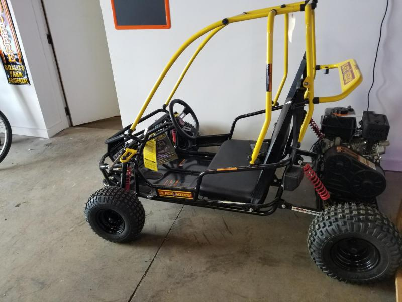 2017 American Land Master Black Widow Go Cart