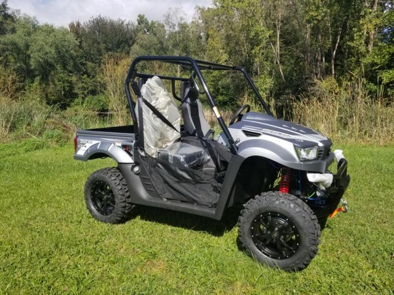 2018 Kymco 700 UXV 700I Limited Edition EPS Utility Side-by-Side (UTV)