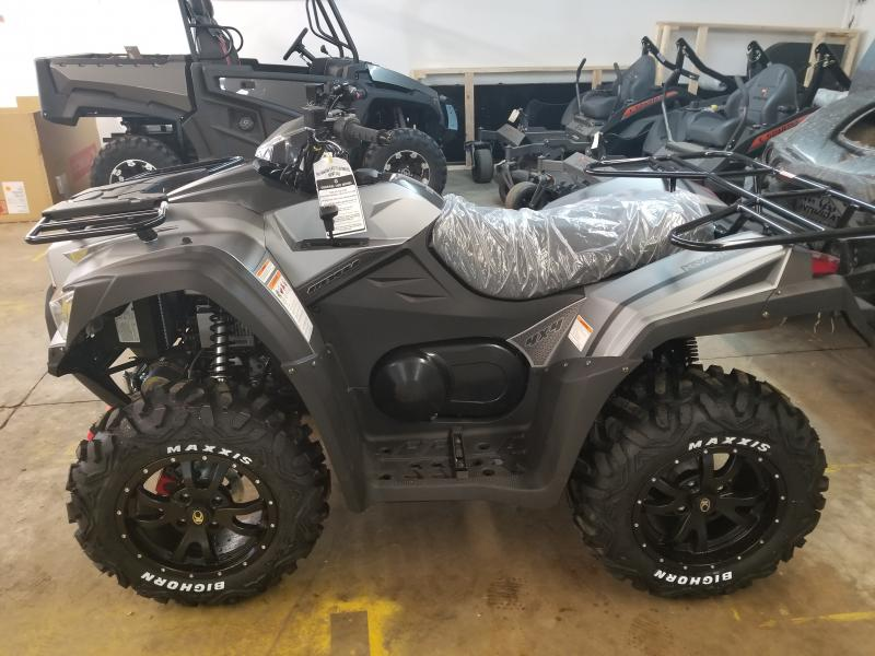 2018 Kymco MXU700I EPS Limited Edition