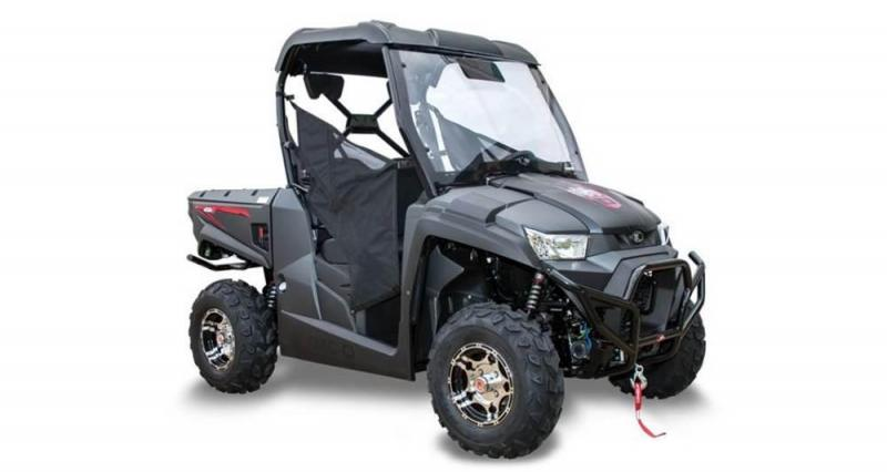 2018 Kymco UXV 450I Prime Edition Utility Side-by-Side (UTV)
