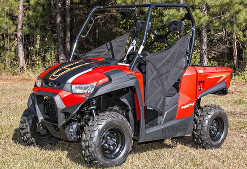 2018 Kymco UXV 450i Utility Side-by-Side (UTV)
