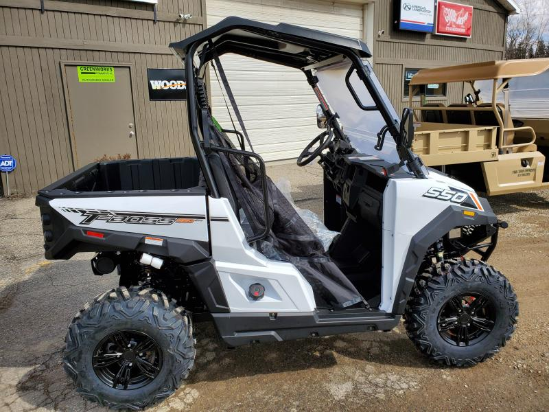 2019 Bennche T-Boss 550 Utility Side-by-Side (UTV)