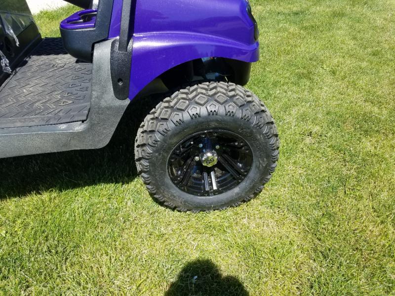 2017 Club Car Phantom Purple 48V Golf Cart Golf Cart