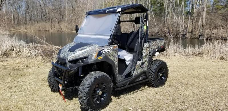 2019 Bennche T-Boss 750 EPS Utility Side-by-Side (UTV)