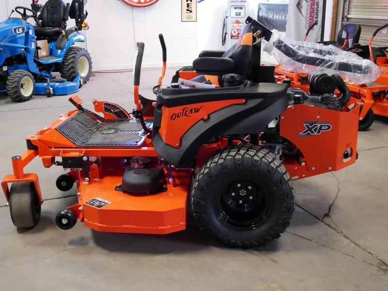 2018 Bad Boy Outlaw XP 61 Zero Turn Lawn Mower YAMAHA EFI
