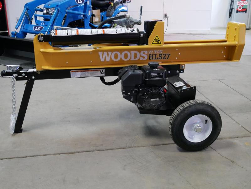 2018 Woods HLS27 Log Splitter Attachment