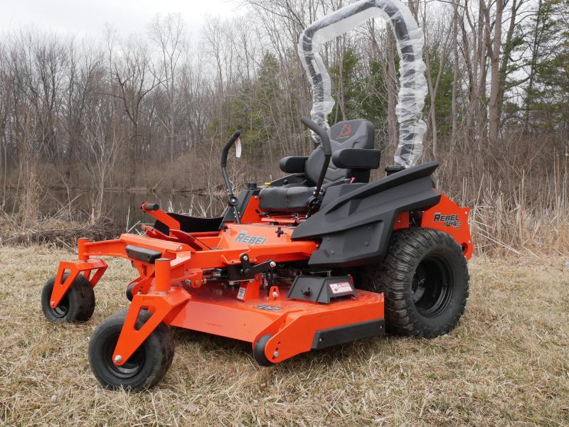 2019 Bad Boy Rebel 35HP Kawasaki Zero Turn Lawn Mower